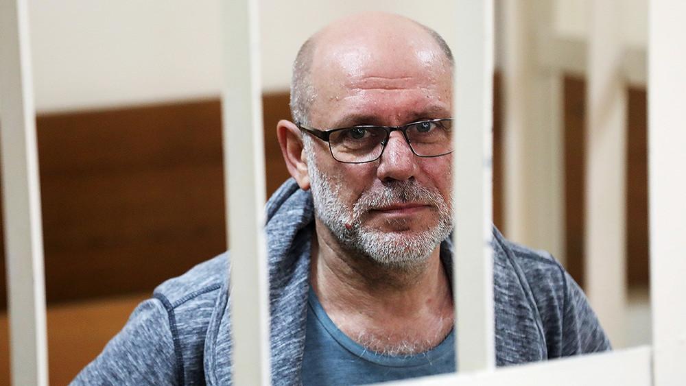Алексей Малобродский: «Я— заложник»