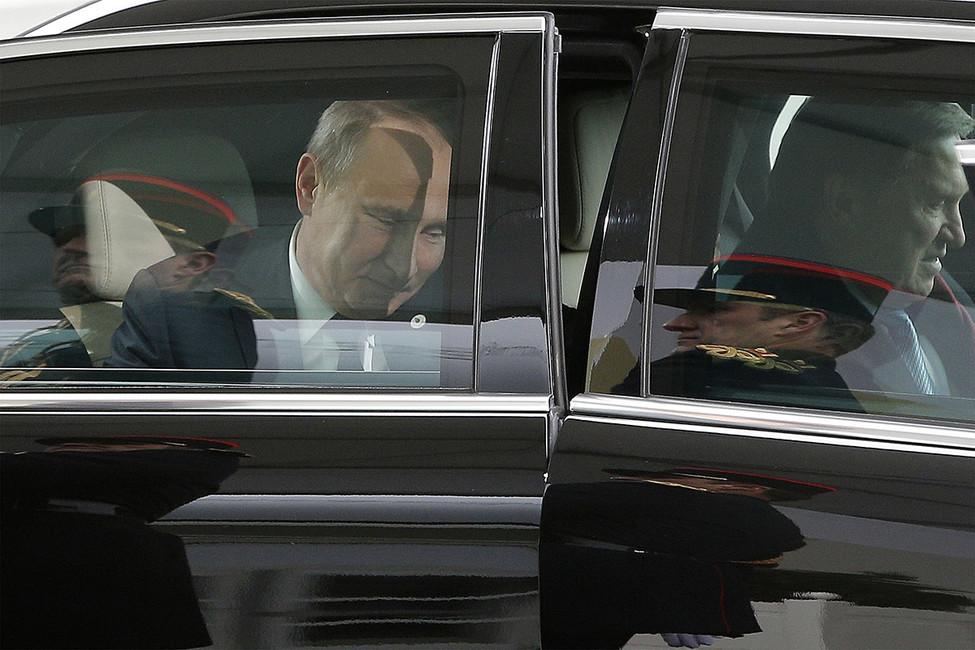 ОтНиколая IIдоЕльцина. Начем ездили лидеры России последние 100 лет