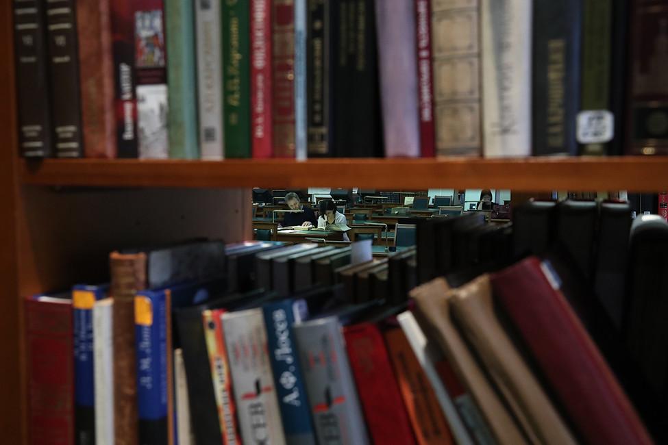 ВАрхангельской области избиблиотек убирают Пушкина иДостоевского
