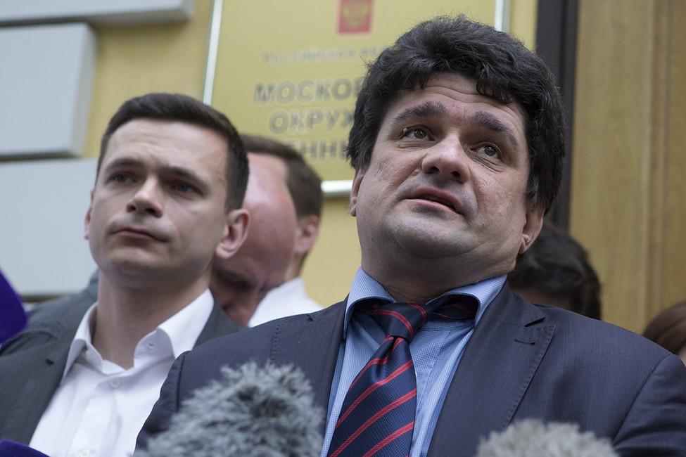 Вадим Прохоров: уже ниукого неможет быть сомнений, кто был старшим вэтой преступной группе
