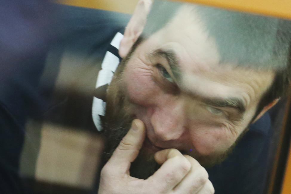 Анзор Губашев, 8ноября 2016года. Фото: Михаил Почуев/ ТАСС