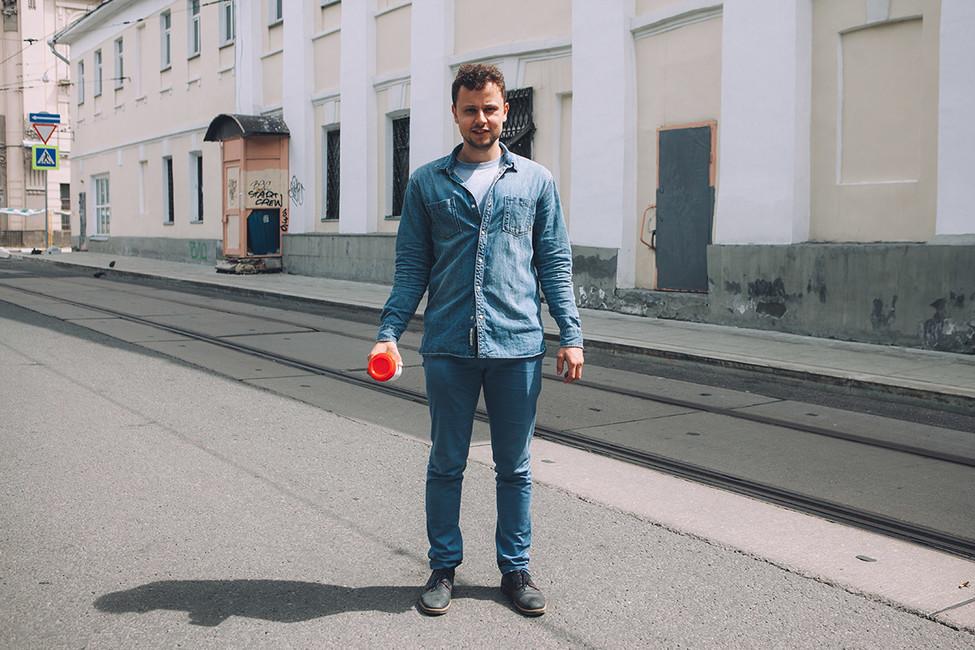 Алексей Каранюк. Фото: Открытая Россия