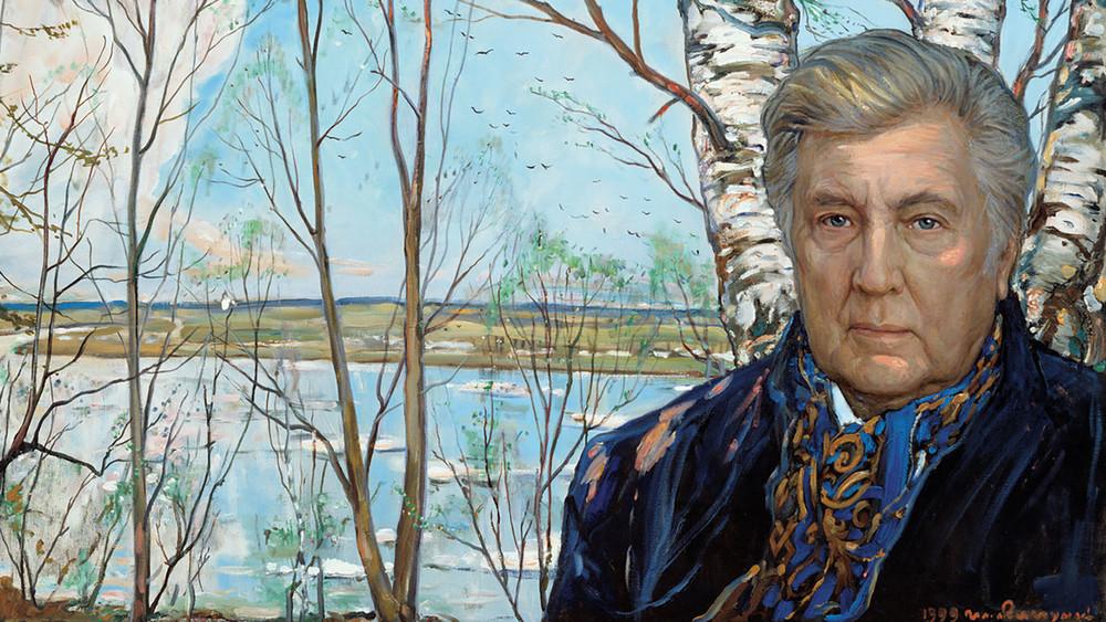 Правая кисть: памяти Ильи Глазунова