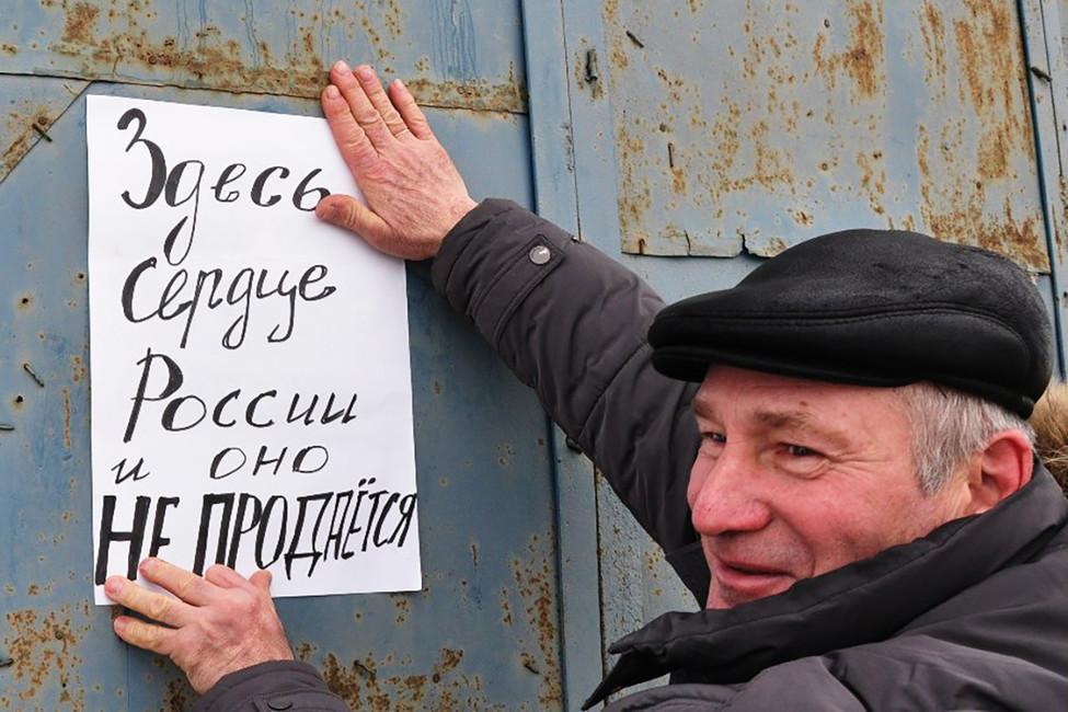 Казачья застава наХопре. Фото: Вконтакте