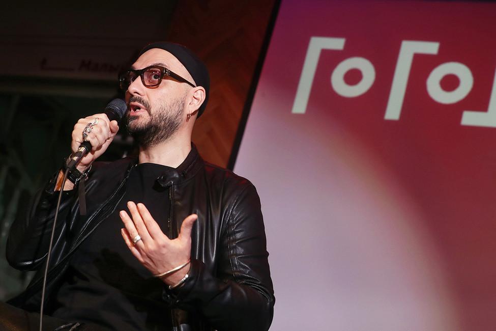Кирилл Серебренников. Фото: Вячеслав Прокофьев/ ТАСС