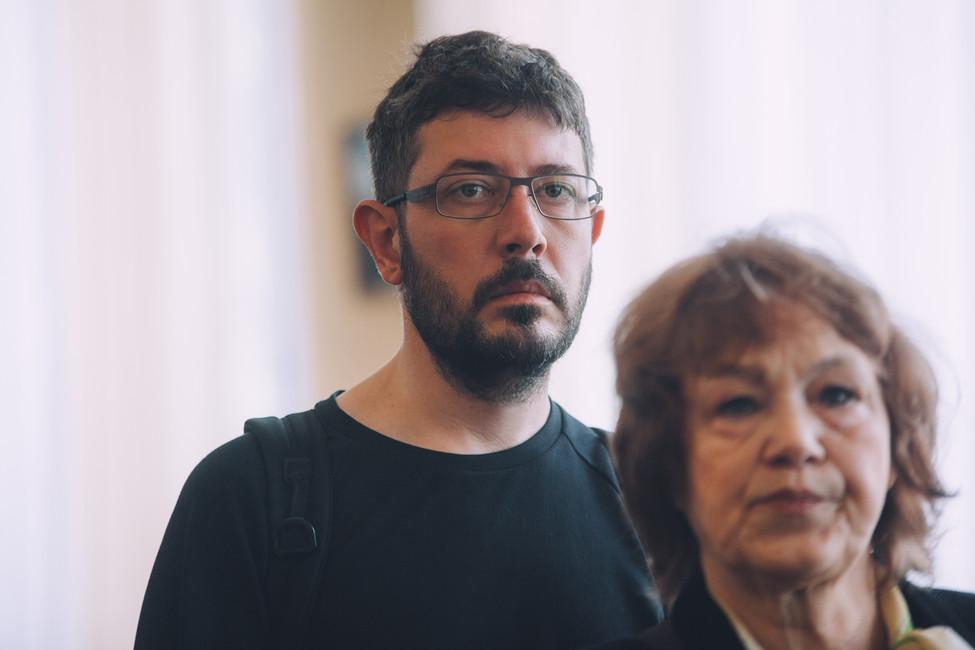 Дизайнер ибизнесмен Артемий Лебедев