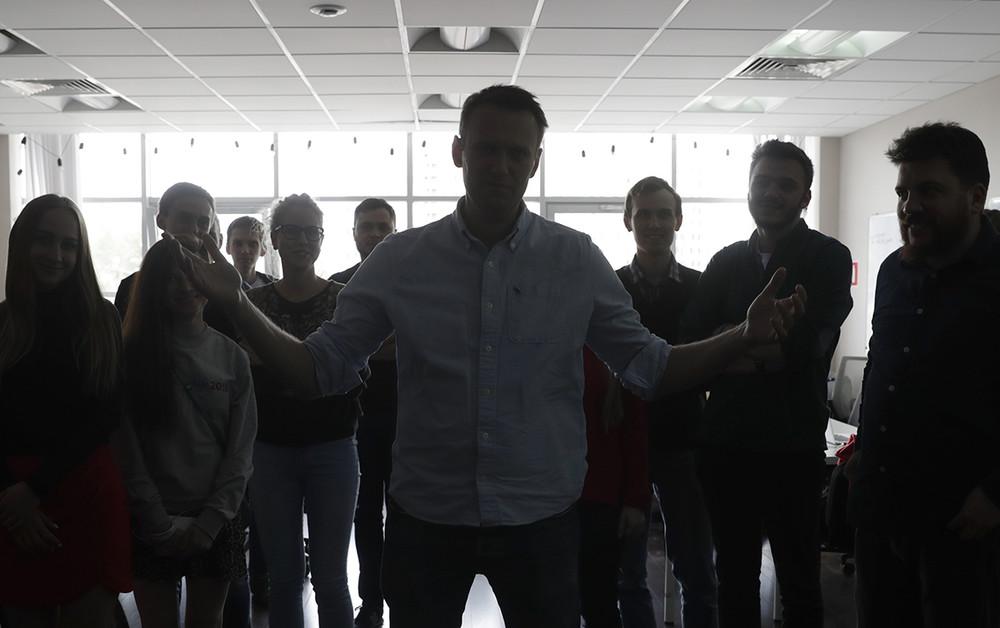 Михаил Виноградов: «Между Навальным исторонниками Новороссии невозможна химия»