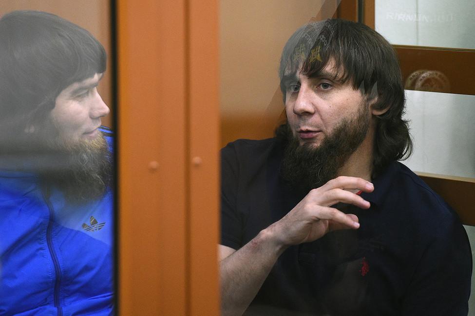 Дадаеву запросили пожизненный срок заубийство Немцова