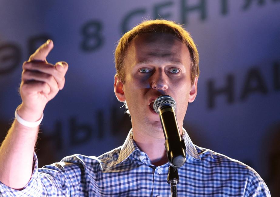 Алексей Навальный. Фото: Татьяна Макеева/ Reuters