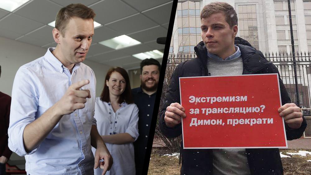 Игнор идемократия: как поссорились Навальный иТуровский