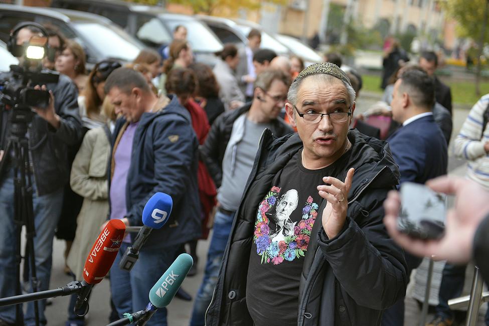 Конституционный суд отказался рассмотреть жалобу Антона Носика настатью 282УК