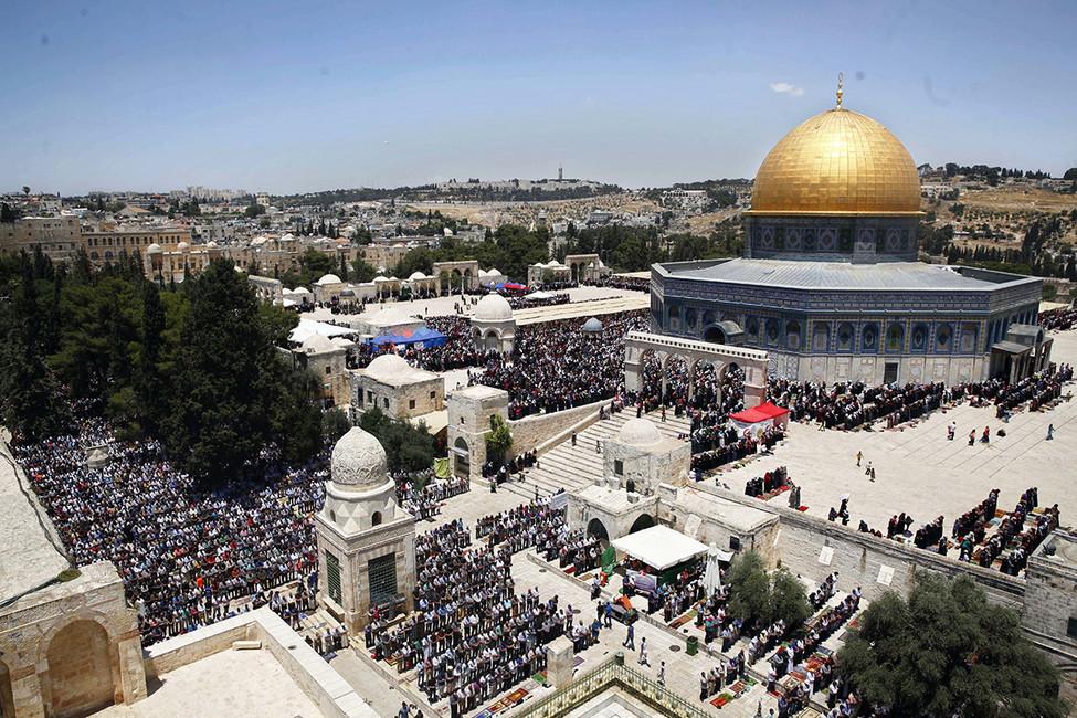 Чеченские евреи поддержали Кадырова вконфликте сзакрытием мечети Аль-Акса