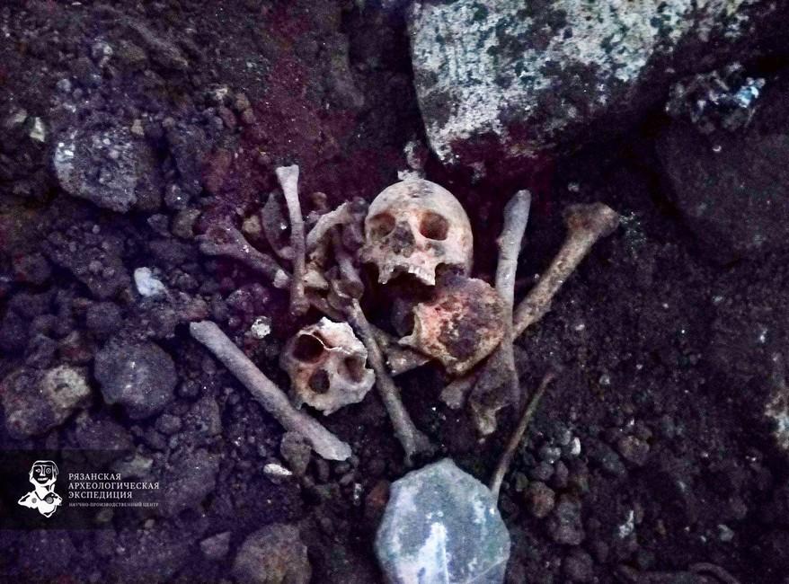 Фото: Рязанская археологическая экспедиция
