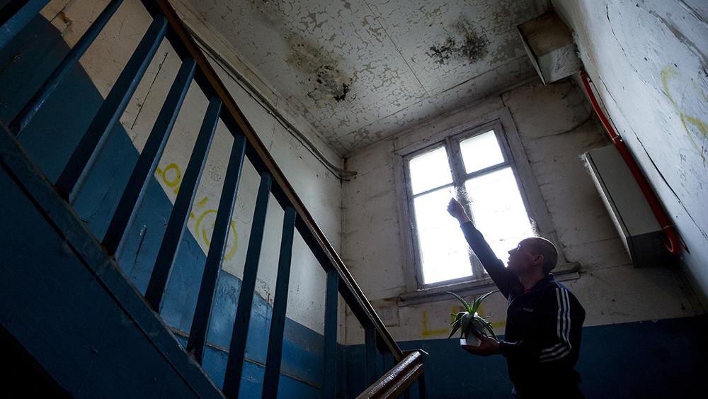 Татарстан. Аварийное жилье выкупают закопейки