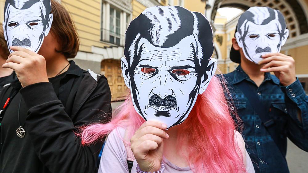 «Наши требования можно выполнить заодин день»: интервью сорганизатором марша «Засвободный интернет»