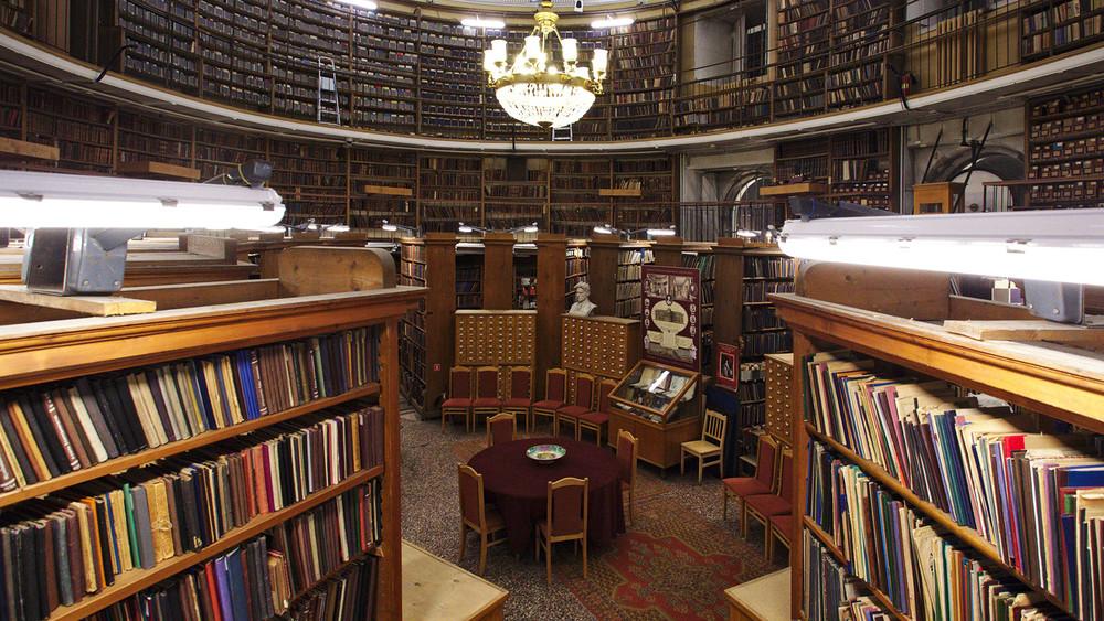 Библиограф Никита Елисеев: «Объединение главных российских библиотек— это опасный бред»