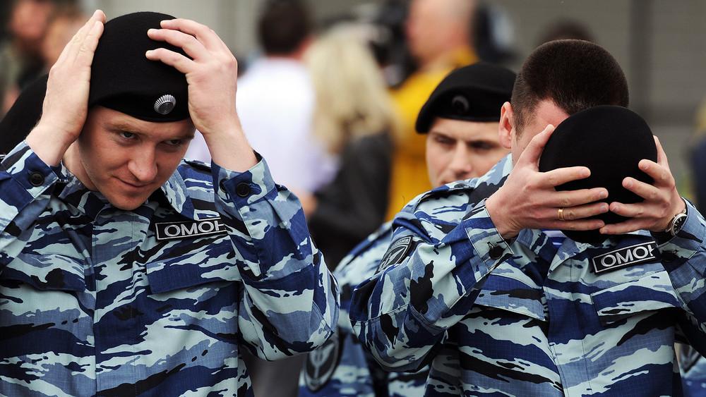 Как офицеры Виктора Януковича становятся россиянами