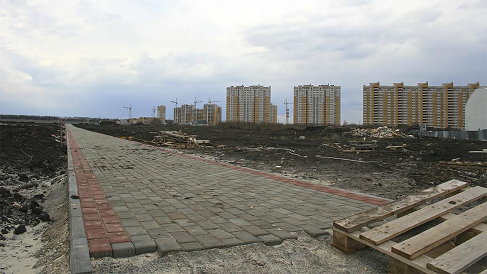 Тамбов. Депутат Госдумы от«Единой России» вместо обещанного парка хочет построить многоэтажки