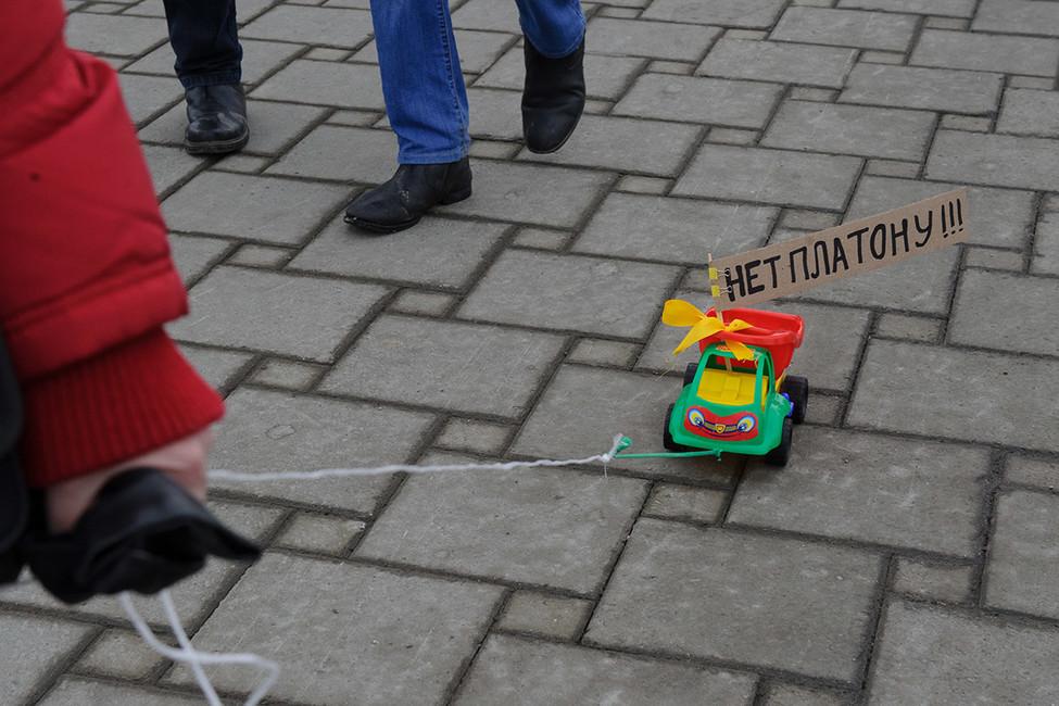 <p>4&nbsp;протеста выходных: дольщики, дальнобойщики, промышленная застройка</p>