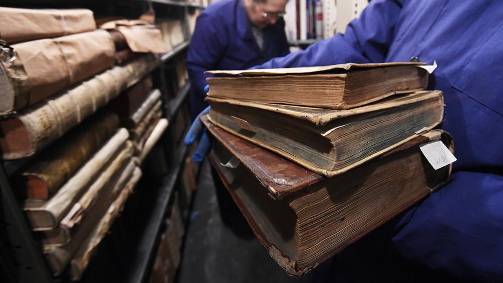 Бесприютный ИНИОН. Как лишают помещения сотрудников старейшей библиотеки