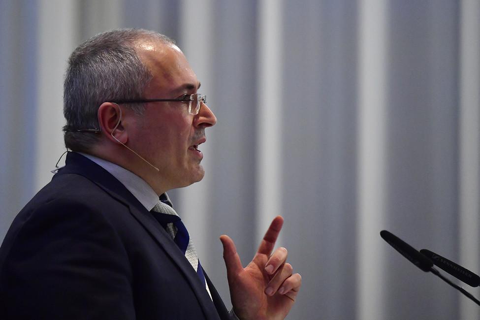 Михаил Ходорковский. Фото: John MACDOUGALL/ AFP