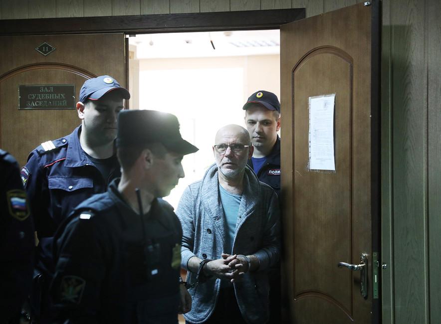 Алексей Малобродский вПресненском районном суде. Фото: Михаил Почуев/ ТАСС