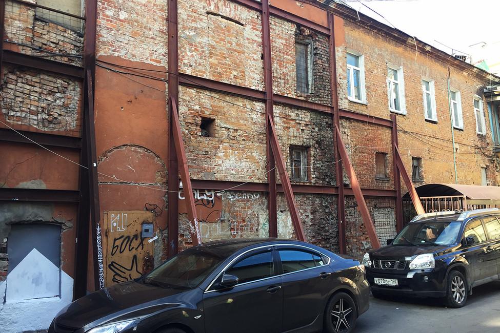 Вид содвора. Фото: Открытая Россия