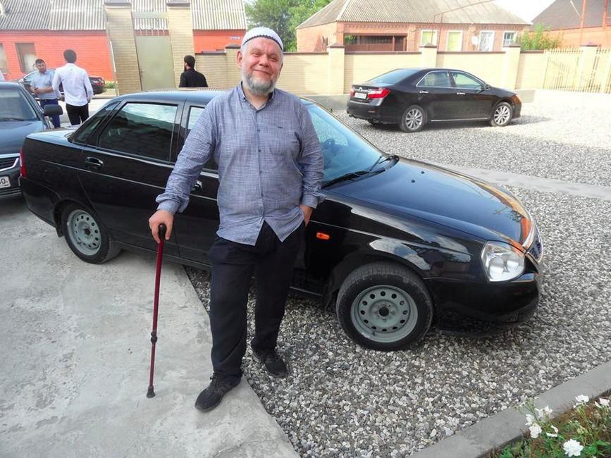 Михаил Жилкин. Фото: личная страница вFacebook
