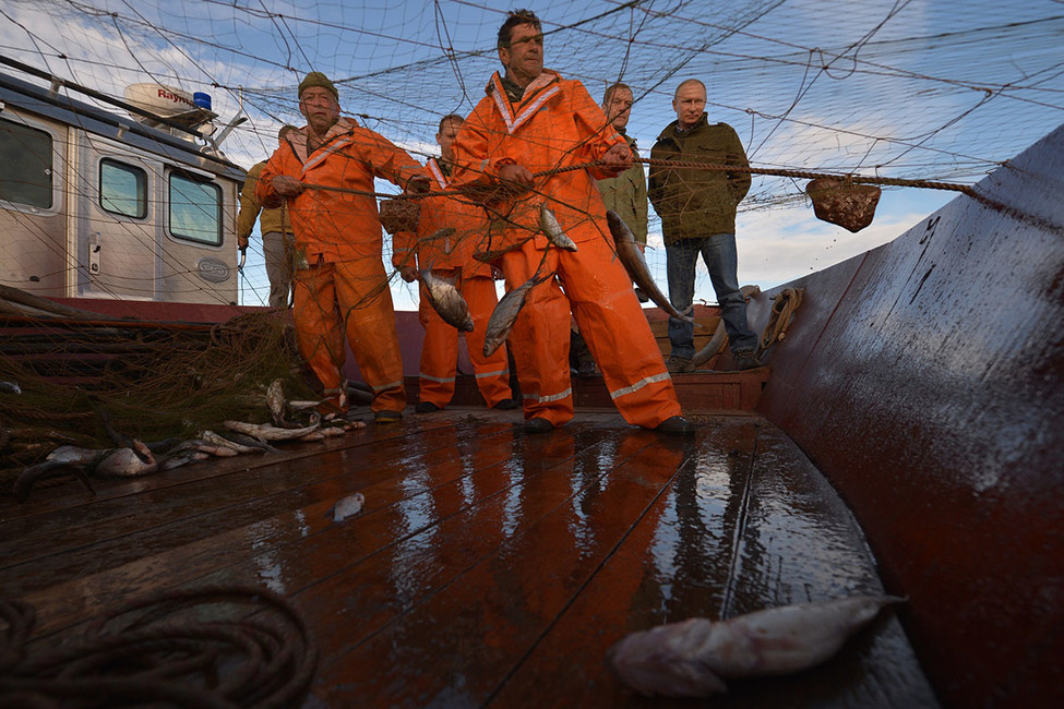 7протестов выходных: рыбная ловля, дольщики, ЖКХ