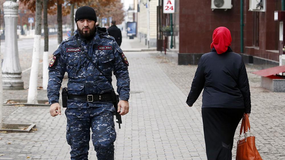 Генпрокуратура признала улицы Чечни самыми безопасными вРоссии