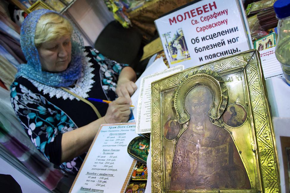 «Гитлер рвался кмонастырскому чаю»: как проходят православные ярмарки впровинции
