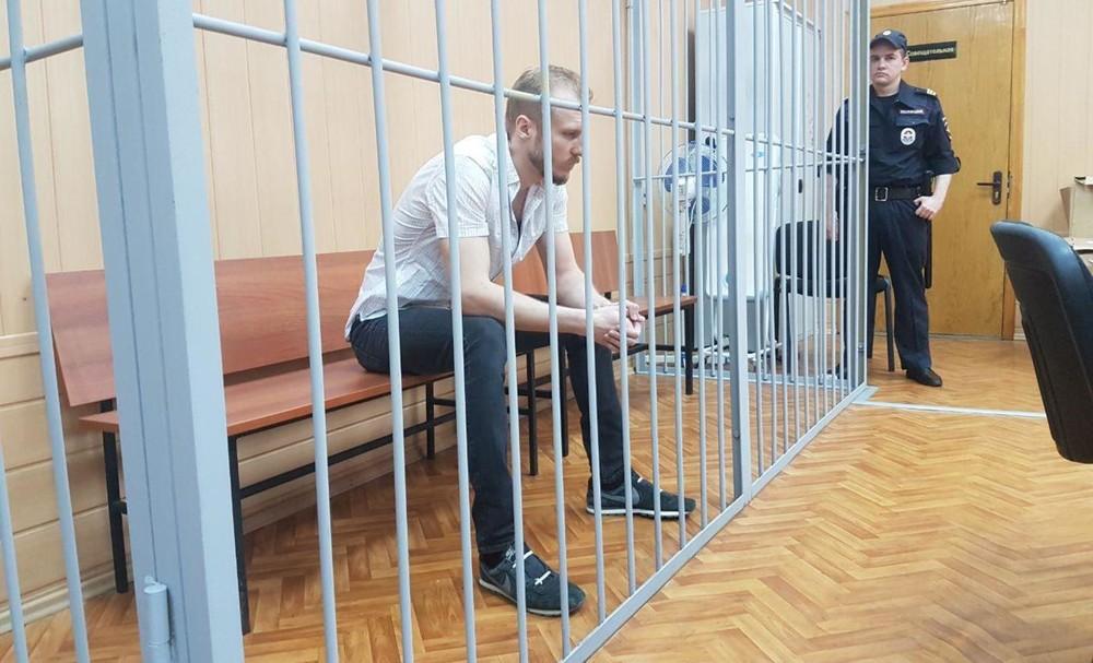 Суд приговорил фигуранта «дела 26марта» кчетырем годам колонии
