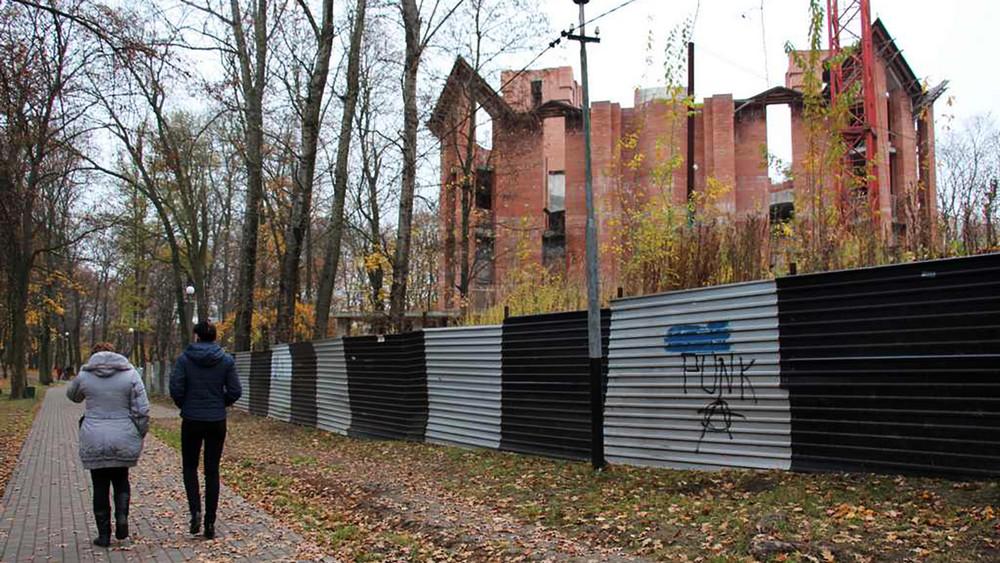 Попробовали вмечети: власти Калининграда запретили достраивать согласованный имиже религиозный объект