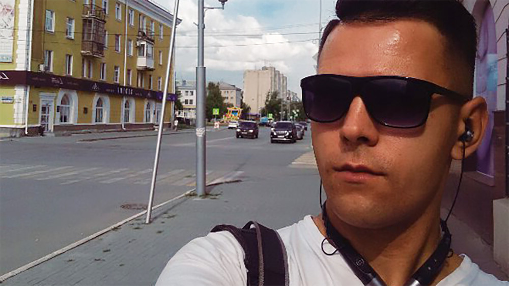 Курган: журналисту грозят 15суток ареста заудаленную три года назад картинку «ВКонтакте»