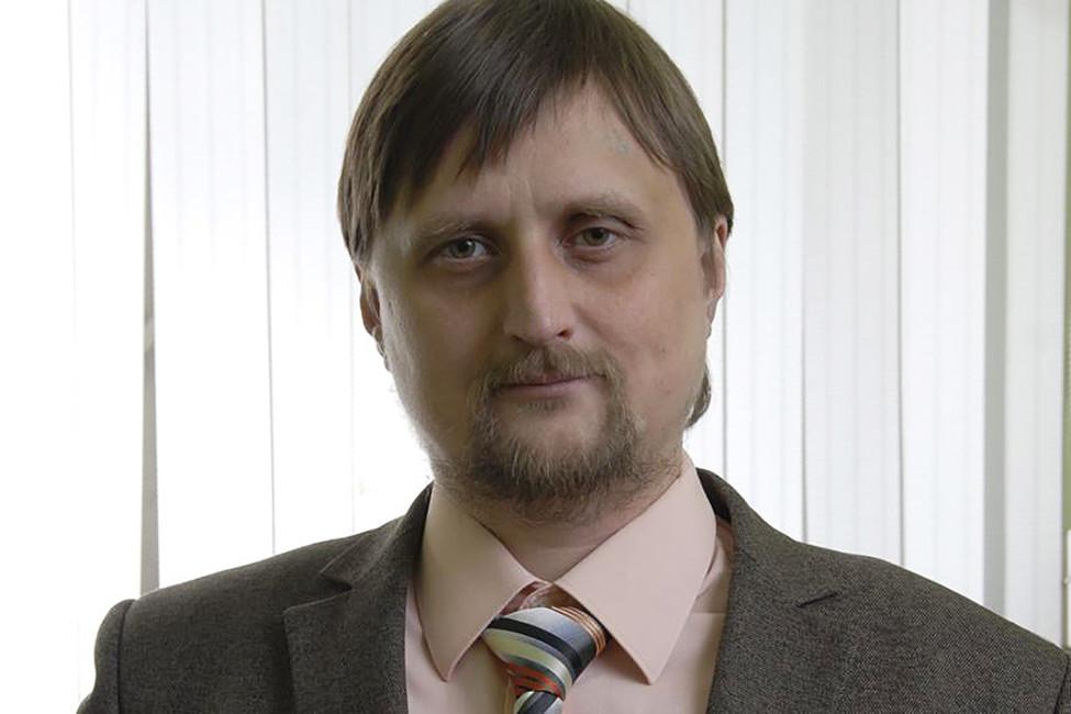 Сергей Михайлов. Фото изличного архива