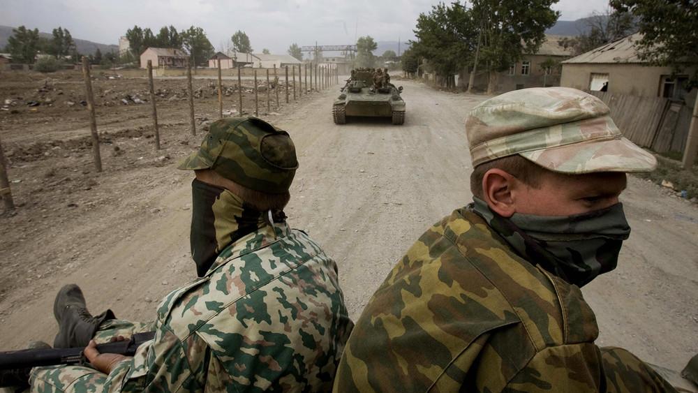Аркадий Бабченко: «Просто задавили грузинов толпой»