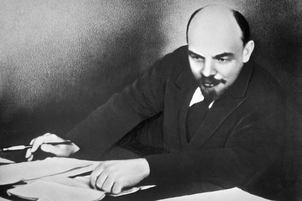 Владимир Ленин. Фотохроника ТАСС
