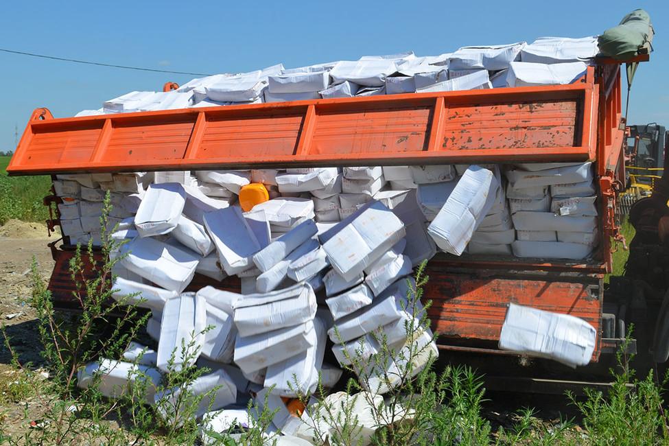 Огнем ибульдозером: продукты, которые несоответствуют правилам ЕАЭС, предлагают уничтожать