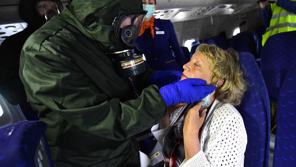 Страшный Коксаки: как турецкий вирус вызвал эпидемию вроссийских медиа