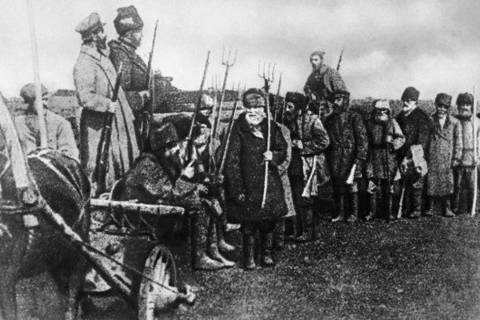 Тамбовское восстание. Источник: novayagazeta.ru