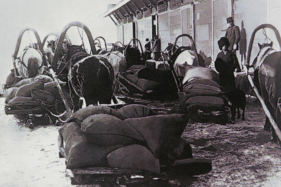 Подразверстка вКурганском уезде. Источник: ural-meridian.ru