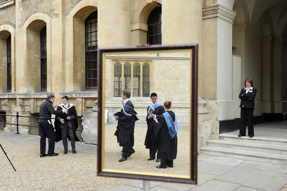 Выпускники Кембриджского университета. Фото: Paul Hackett/ Reuters