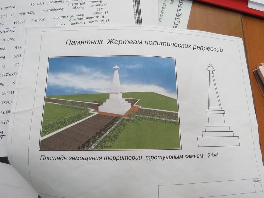 Как ветераны икоммунисты делят руины забытого памятника