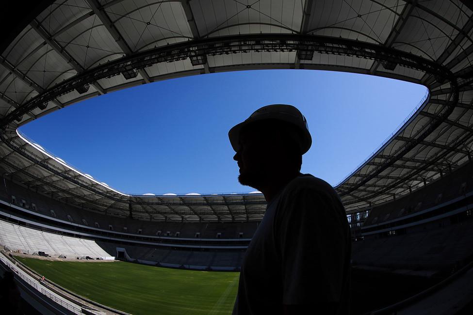 Парк, акушерский корпус, дачи: что разрушают ради чемпионата мира пофутболу-2018