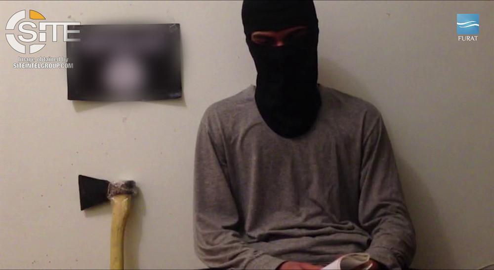 Связанное сИГ издание опубликовало видеообращение террориста изСургута