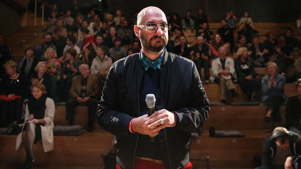 «Кириллу делают биографию великого режиссера»