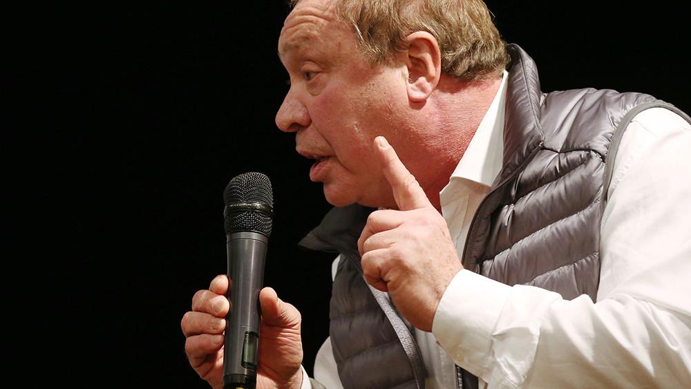 Иосиф Райхельгауз о«новом Мейерхольде»: «Печально инепостижимо»