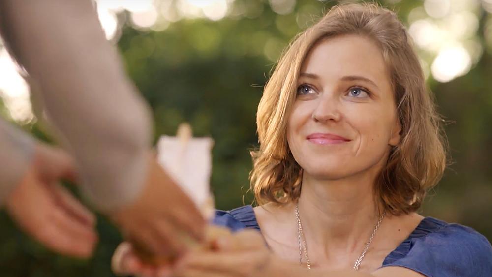 Наталья Поклонская снялась вмузыкальном клипе