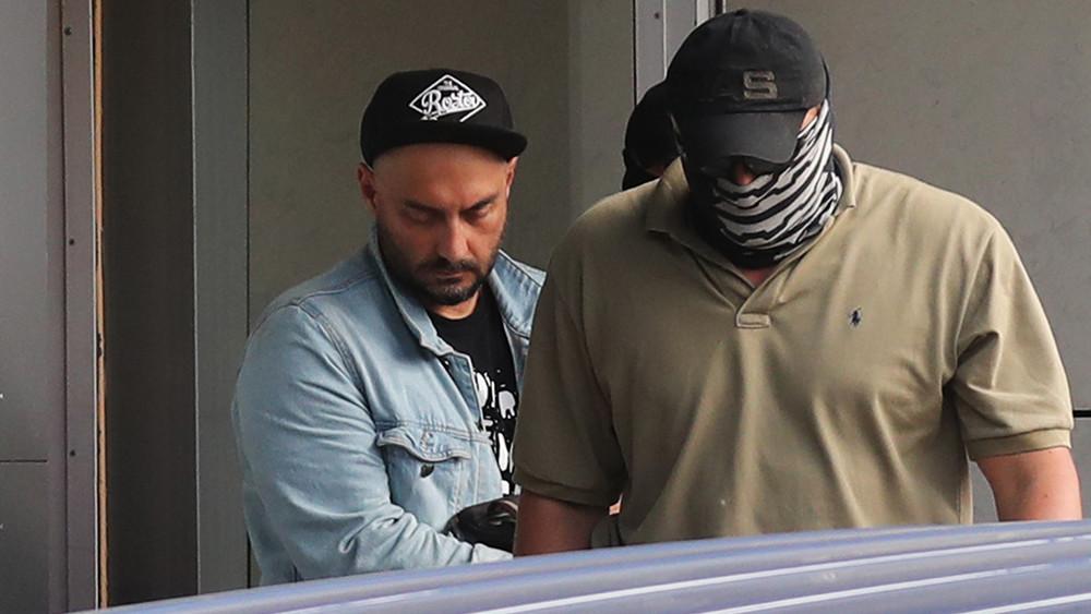 Задержание Кирилла Серебренникова. Главное задень