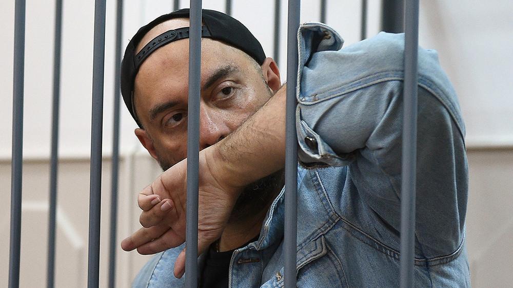 Выступление Кирилла Серебренникова насудебном заседании поизбранию меры пресечения